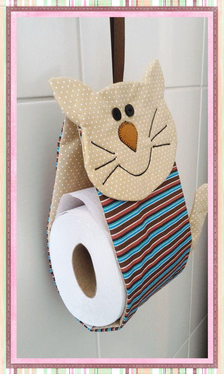 Para deixar o banheiro mais divertido e charmoso!