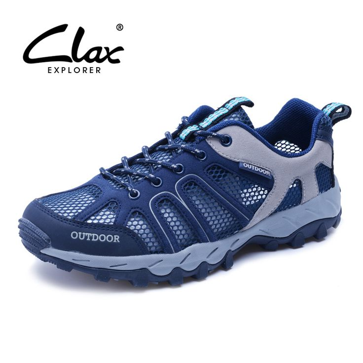 Clax Men's Water Shoes 2017 Summer Mesh Shoes for Male Outdoor Breathable Casual Footwear Walking Shoe driveway idea *** AliExpress Affiliate's buyable pin. Details on product can be viewed on www.aliexpress.com by clicking the image #OutdoorLightings
