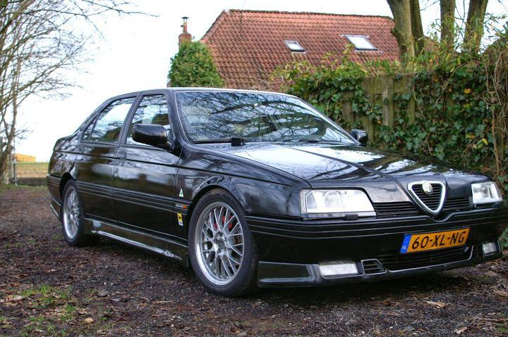 Alfa Romeo 164 in Holland
