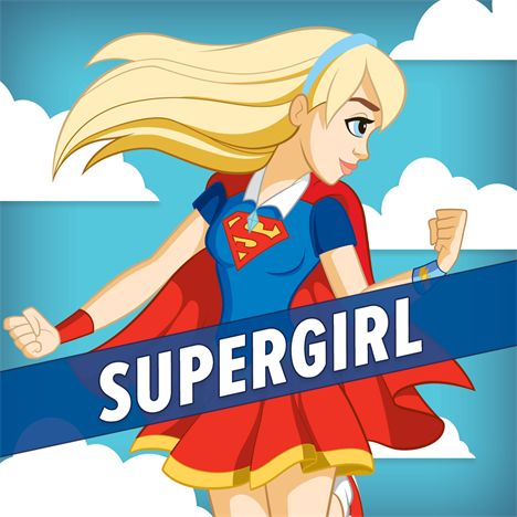 Class is in session, so join the DC Super Hero Girls as they learn how to become Super Heroes and master their super powers