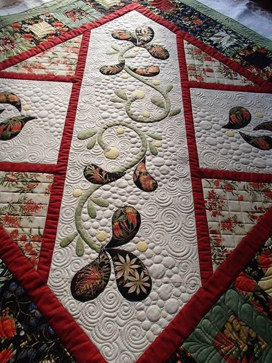 Mix and match quilting