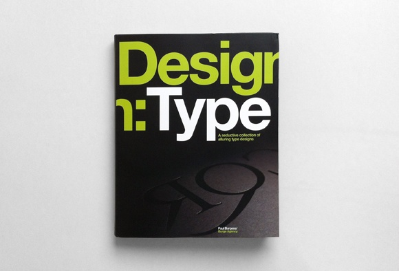 """Design: Type: A Seductive Collection of Alluring Type Designs"" ROCKPORT Publishers / Vasilis Magoulas aka VAMADESIGN"