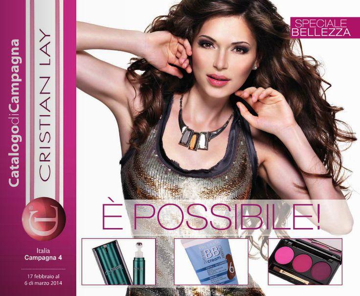 Catalogo di Campagna N.4 - 2014: http://www.cristianlayitalia.it/cataloghi-di-campagna/