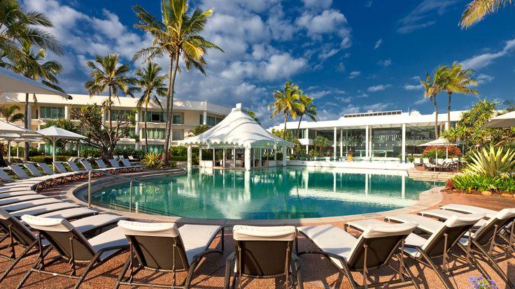 Sheraton Mirage Resort - pool