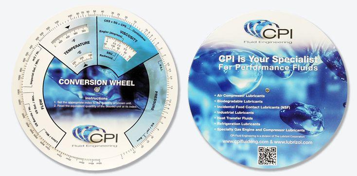 CPI Fluid Engineering Flow/Temp./Viscosity/Pressure Conversion Calculator