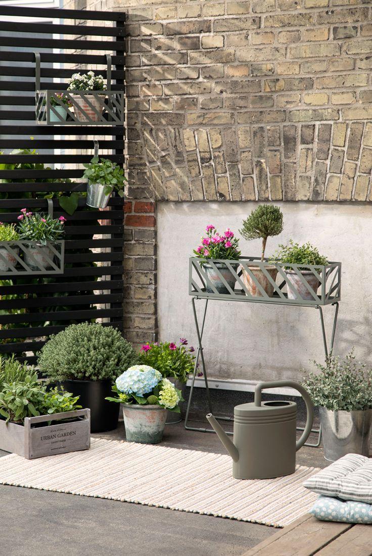 20 Idees Pour Amenager Son Jardin A Petits Prix Petite Terrasse