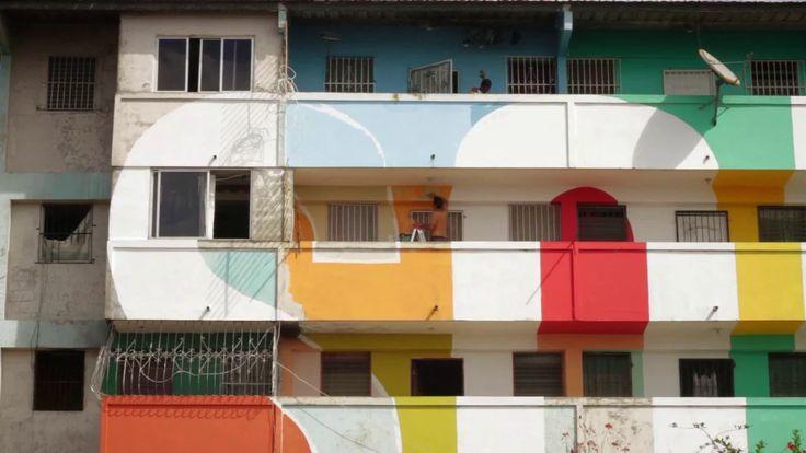 SOMOS LUZ on Vimeo luz, arte urbano, educacion social, demostracion, pobreza, pintura, bandas, delinquencia, alegria, reflexion