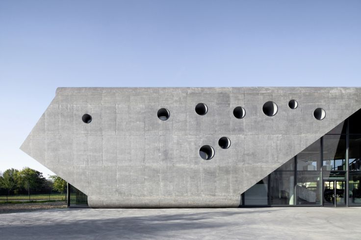 Muzeum Lotnictwa by Peter Ruge Architekten GmbH
