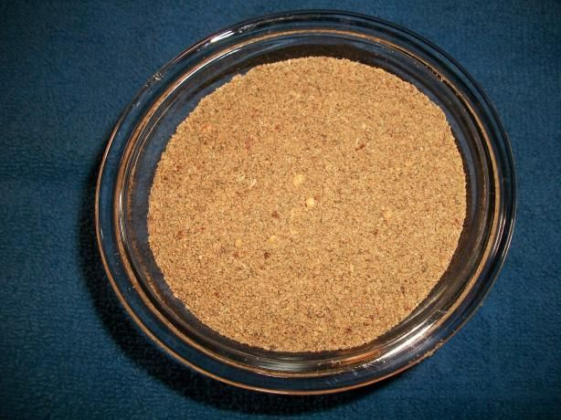 Thai spice mix. This spice blend can be used to impart Thai flavor to meat and seafood, or veggies or grains. You can, also, use it as a dry rub. To make an easy Thai marinade, toss a generous scoop of this seasoning mixture into creamy coconut milk.""