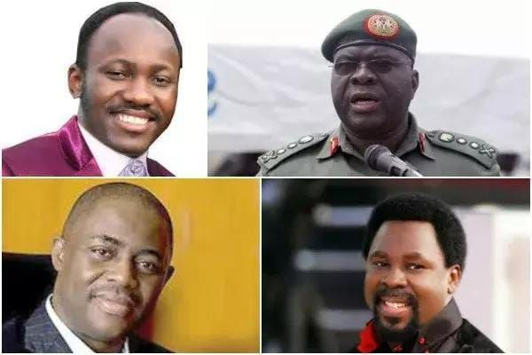 Same people that killed Azazi, brought down T.B Joshua's church are now after Apostle Suleman - FFK - http://www.thelivefeeds.com/same-people-that-killed-azazi-brought-down-t-b-joshuas-church-are-now-after-apostle-suleman-ffk/