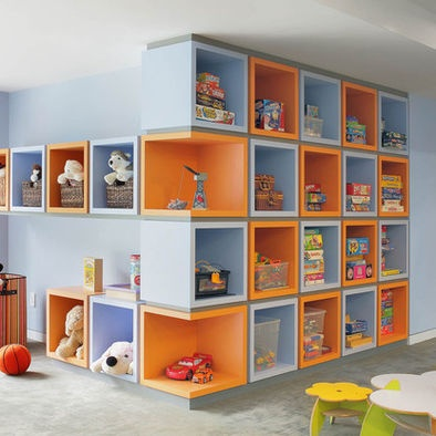17 best images about 1960 39 s rambler redo on pinterest for Funky shelving ideas
