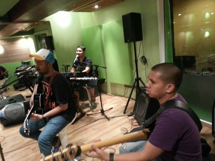 PASTO rehearsal