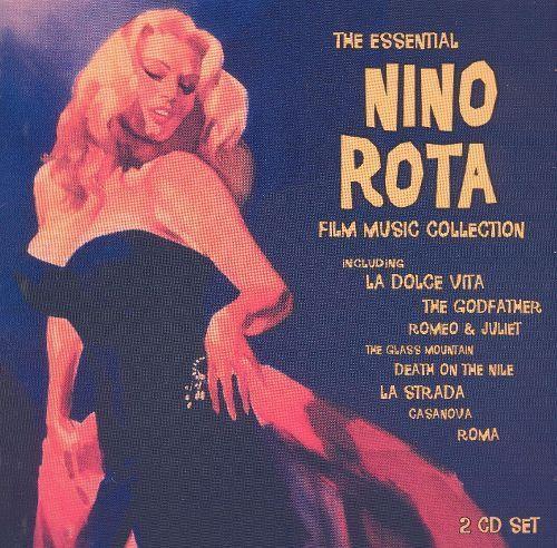 The Essential Nino Rota Film Music Collection [CD]