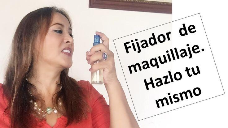 FIJADOR DE MAQUILLAJE  PREBASE