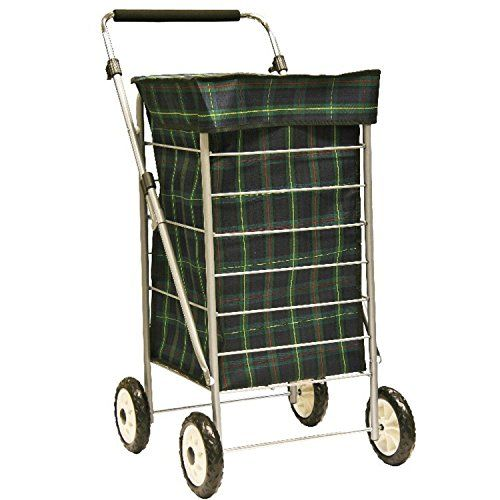 Qualty 4 Wheel Shopping Trolley, 4 Wheel With Soft Grip Adjustable Handle Wilson_Direct http://www.amazon.co.uk/dp/B00MZT1DZK/ref=cm_sw_r_pi_dp_6q2cub1DPM3MK
