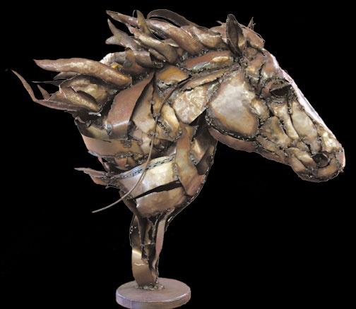 EQUINE ART AUCTION. TATTERSALLS, LEXINGTON, KY