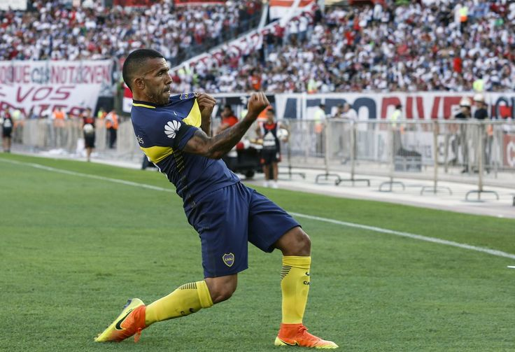 Tévez JUGADORAZO. 11.12.2016. River Plate 2 - 4 Boca Juniors.