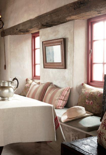 Vintage Farmhouse Dining Room