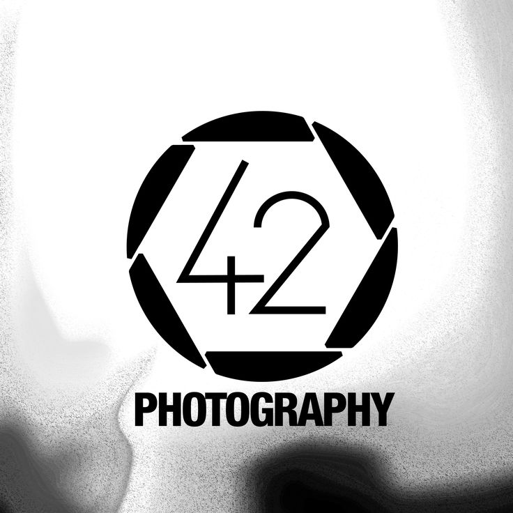 #42 #photography logo