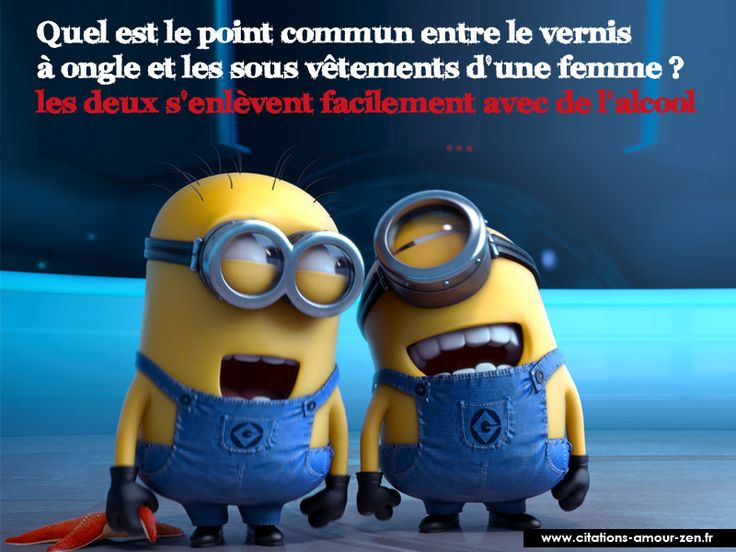les 25 meilleures id es concernant minions amusants sur pinterest citations dr les minions. Black Bedroom Furniture Sets. Home Design Ideas