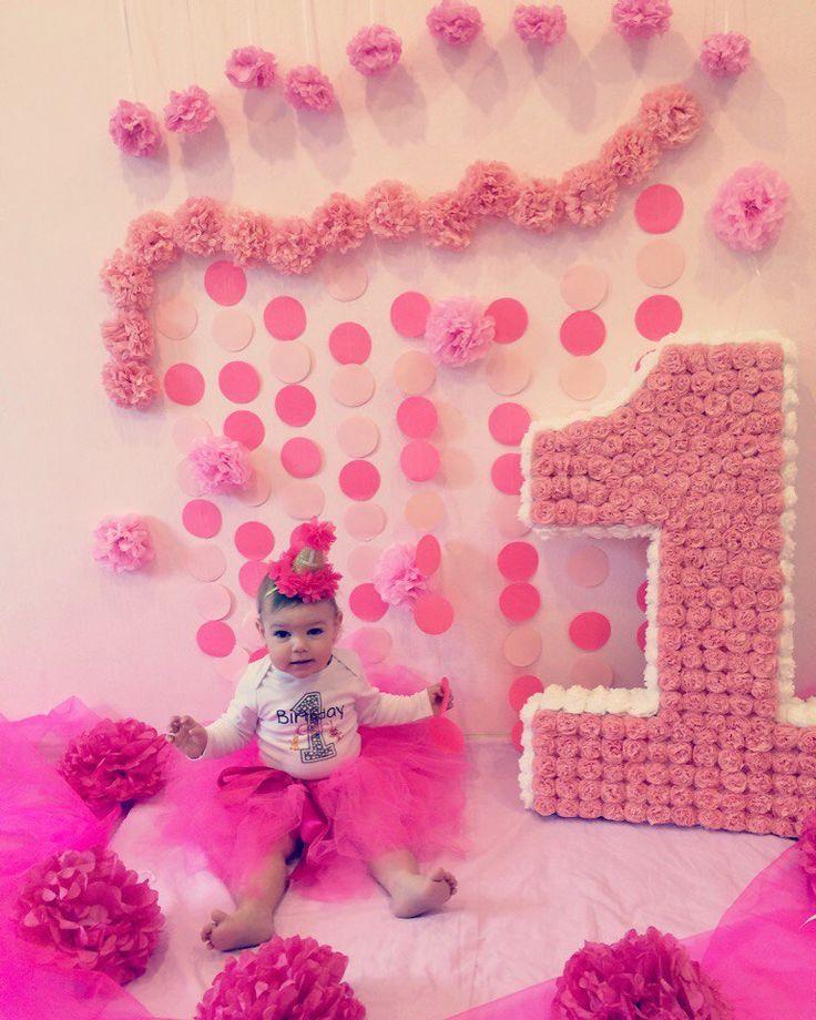 1 год девочке картинки как украсить комнату