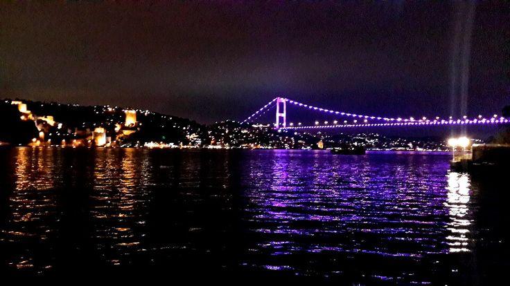 Bridge over the Bosphorous, Istanbul