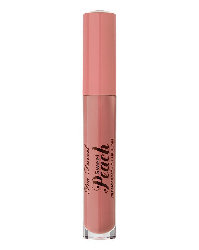 Too Faced   Sweet Peach Lip Gloss   Cult Beauty