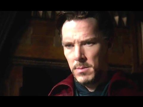 DOCTOR STRANGE Extended TV Spot #9 - New Footage (2016) Benedict Cumberbatch Marvel Movie HD - YouTube