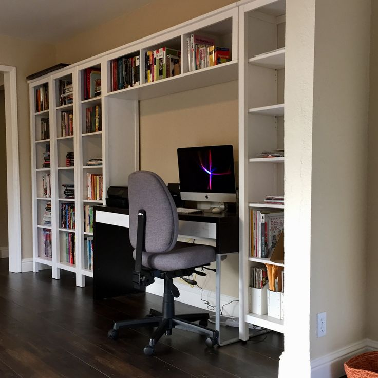 how to build a desk from ikea