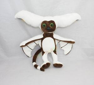 From the animated series, Avatar the Last Airbender is MOMO, the flying lemur plush. Description from ebay.com. I searched for this on bing.com/images