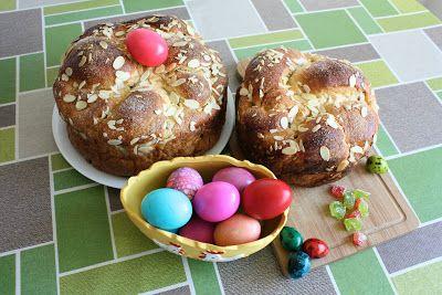 виЕЛИца от вкусове: Великденски коНЦИнаци