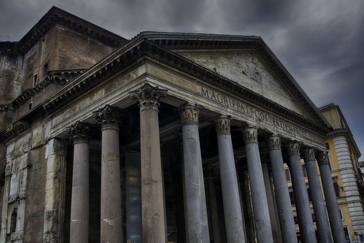 https://flic.kr/p/EzTPnh   Pantheon - HDR   Pantheon is the most preserved and influential building of ancient Rome. It is a Roman temple dedicated to all the gods of pagan Rome.
