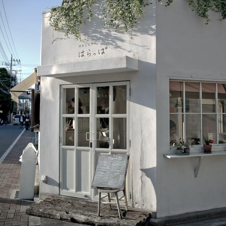 Little Cafe in Tokyo, Japan, by Shigeto Sugita