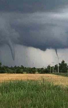 Oklahoma Tornado's May 31, 2016