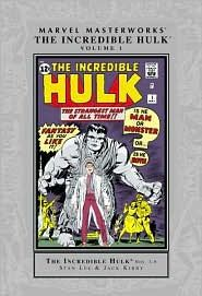 The Incredible Hulk Marvel Masterworks, Volume 1