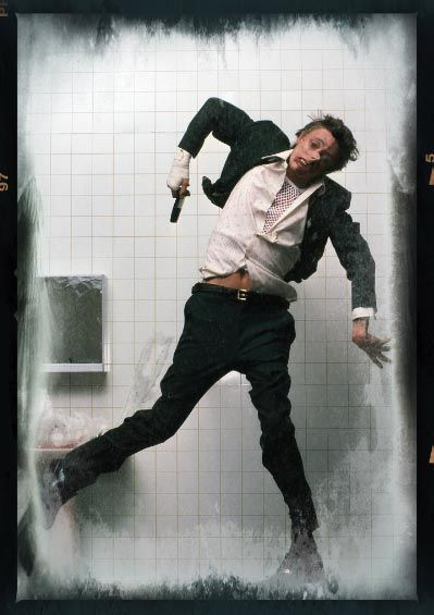 Brian DUFFY :: David Bowie, Lodger, 'Kodachrome', 1979