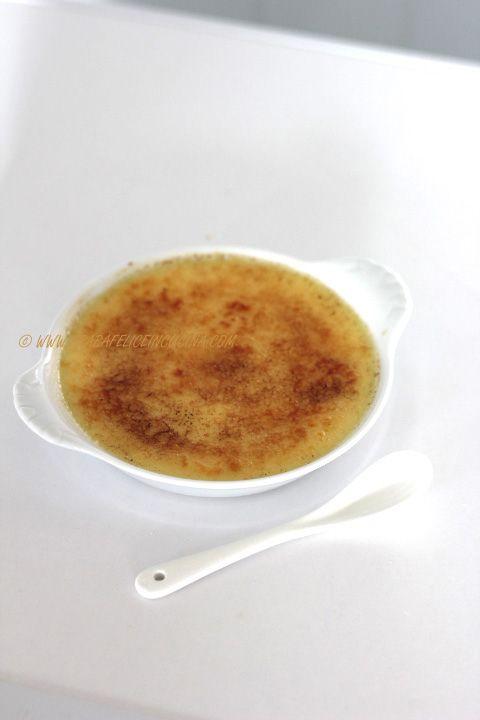 Arabafelice in cucina!: Crème brulée, quella perfetta
