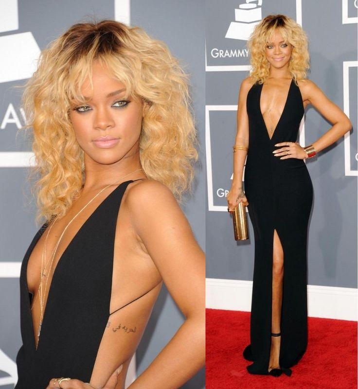 Rihanna'nın Kırmızı Halı Elbiseleri | kadın ve trend