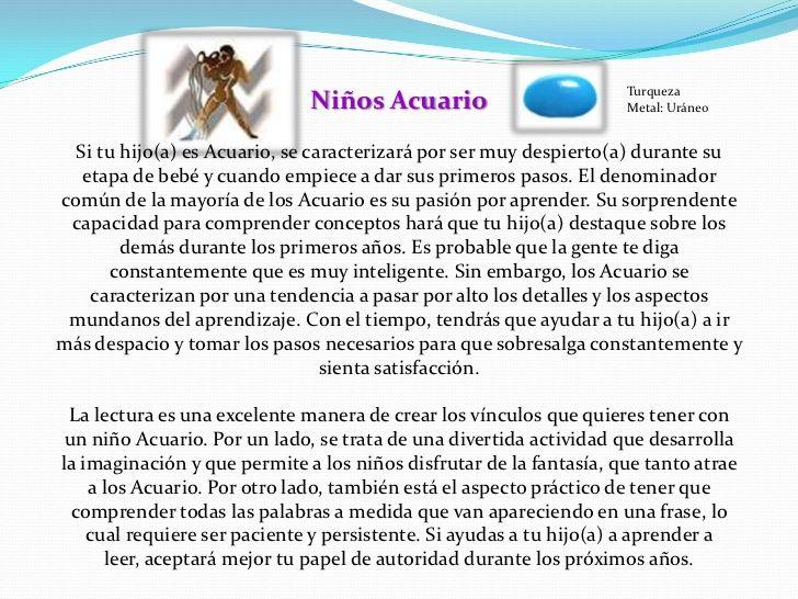 Cómo es Acuario #Acuario #horóscopo #horoscope #personalidad #como #es #signo #zodiaco #tarot