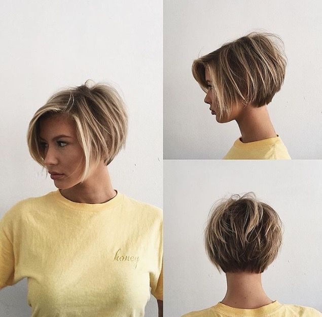stacked bob haircuts 1102 best hair images on hairdos pixie 9653