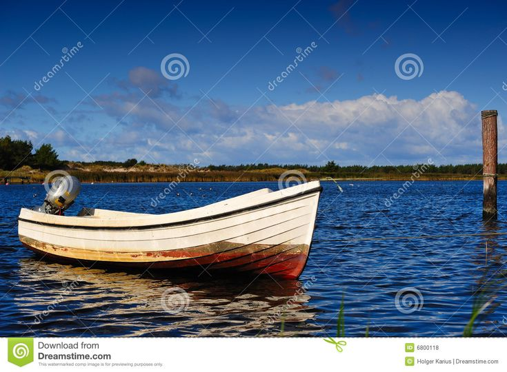boat harbors | Fishing Boat In Natural Harbor Royalty Free Stock Photos - Image ...