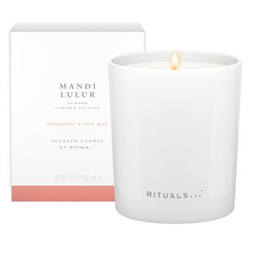 Mandi Lulur CandleMandi Lulur Candle