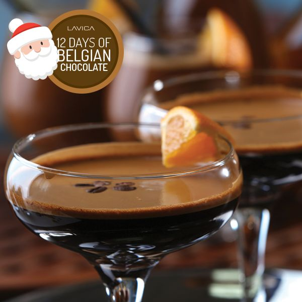 Belgian Chocolate Espresso Martini