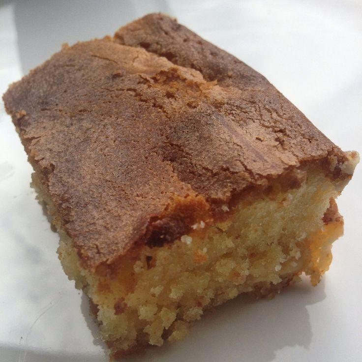 Fan van witte chocola? Dan is deze witte variant op Brownies, Blondies dus, echt iets voor jou!