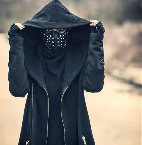 gift for him/Accessories/stud maks/rider mask/ Stud horror mask