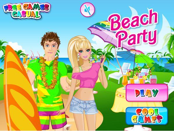 juego de and ken en la playa juegos para chicas juegos