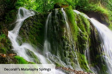 Malanaphy Springs, near Decorah, Iowa - can't believe I have never been there yet!