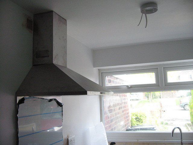 Kitchen Cooker Hood - Property renovations