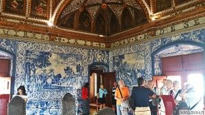 Zapraszamy do naszego nowego cyklu Foto-Zwiedzanie, w którym dziś zwiedzamy Pałac Narodowy w Sintrze!  http://infolizbona.pl/?p=2791  #Portugalia   #Sintra
