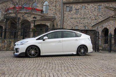 Tommy Kaira Tuned Toyota Prius Pictures, Photos ...